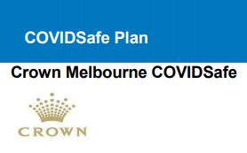 Crown Covidsafe plan