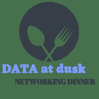Data at Dusk dinner